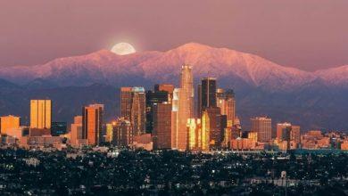 Лос-Анджелес. Періштелер қаласы