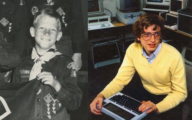 Билл Гейтс. 31 жасында миллиардер атанған вундеркинд