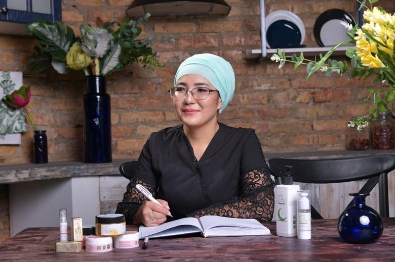 Фатима Begimsulu