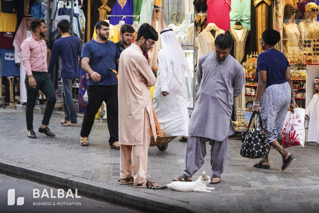 Дубайдағы Дейра базары