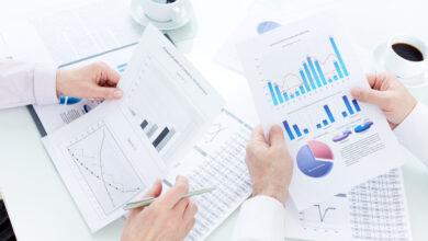 бизнес саласындағы графика рөлі