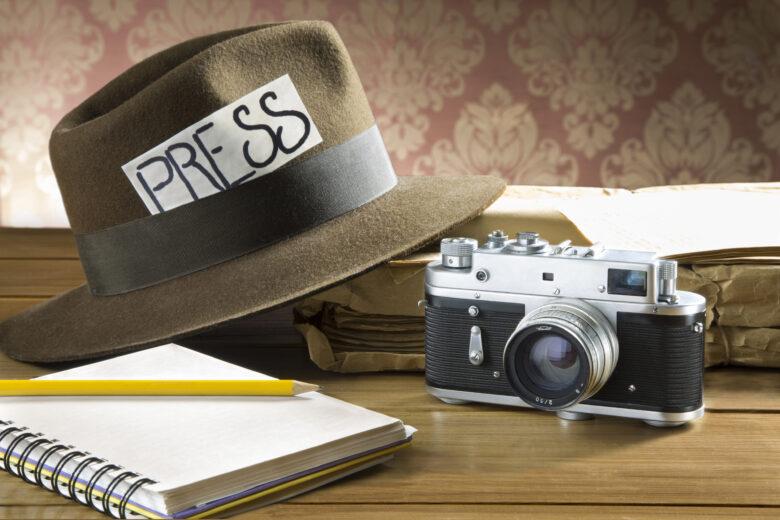 Журнализм: Журналистикаға қатысты сленгтер мен жаргондар