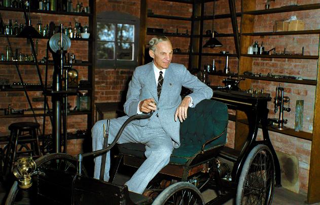 Генри Форд. Алғашқы автокөлік
