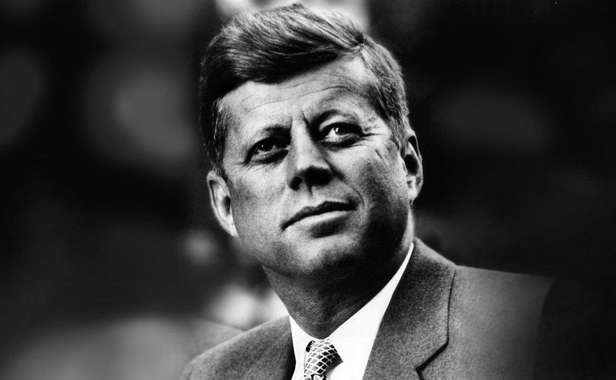 Джон Кеннедидің айтқандары